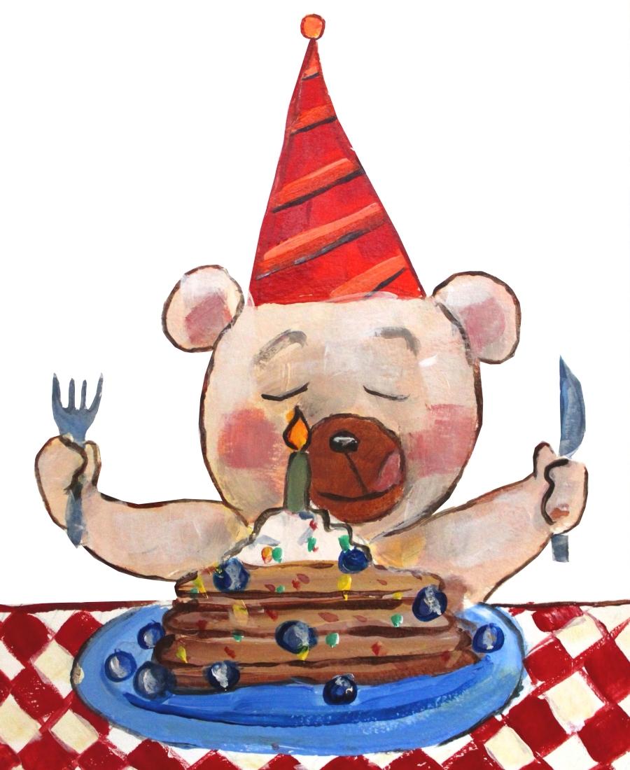 Flapjax-bear-adoption-day-pancakes