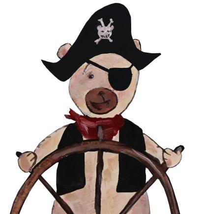Pirate Flapjax