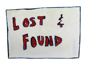 Lost-and-found-sign